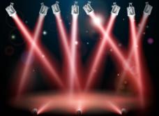 舞台灯光图片