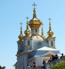 东正教堂图片