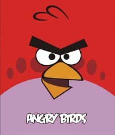 愤怒的小鸟 小红鸟图片