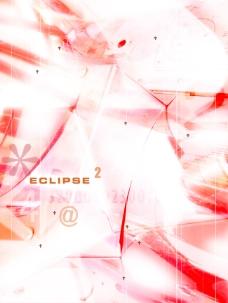 红色科技数码游戏背景设计psd分层素材