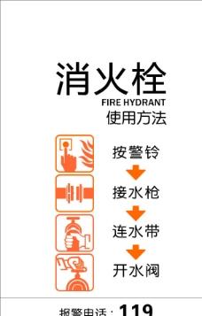 消火栓导视图片