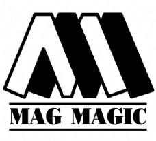 Mag Magic logo设计欣赏 Mag Magic下载标志设计欣赏