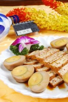 卤水豆腐鸡蛋图片