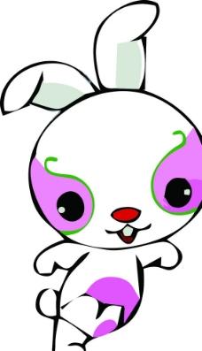 新年可爱兔子头像