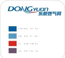 东原品牌logo色值图片