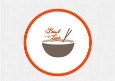 瓷碗logo