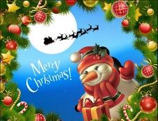 圣诞包装图片