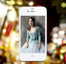 iphone模效果图图片