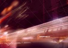 时光隧道科技背景设计psd