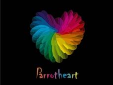 红心logo