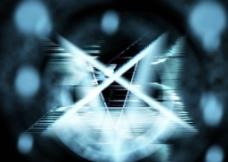 五角星背景图片