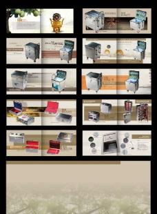 画册矢量素材图片