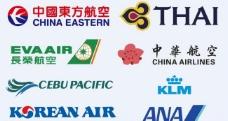 航空公司logo图片
