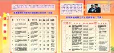 地税局展板图片