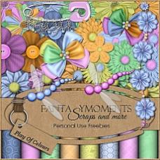 浪漫古典花朵墙纸装饰背景23