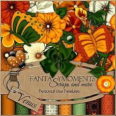 浪漫古典花朵墙纸装饰背景9