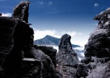 梵净山金顶图片
