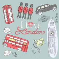 伦敦的涂鸦
