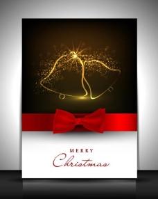 圣诞节背景 标签卡片图片