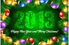 2013年圣诞节背景图片