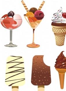 冰激淋 冰淇淋