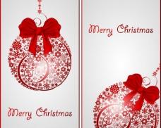 圣诞球圣诞节背景图片