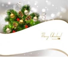 梦幻圣诞节背景图片