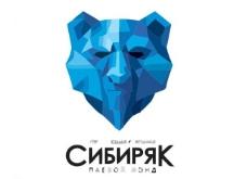 棕熊logo图片