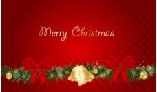 欢庆圣诞背景图片