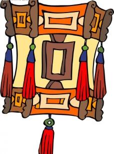 传统灯笼矢量素材7图片