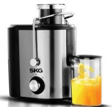 SKG榨汁机图片