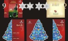 圣诞节门票图片