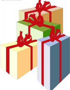 圣诞节礼品图片