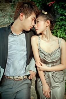 婚纱摄影 韩式婚纱照图片