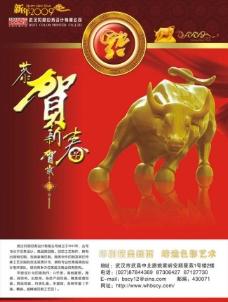 公司2009挂历封面图片