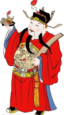 中秋节人物图片