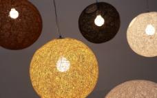 麻球灯图片