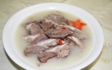 萝卜炖羊肉图片