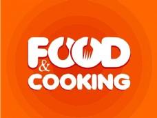 餐具logo