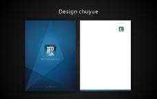 TFP信纸设计矢量稿图片