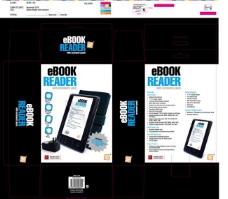 电子书彩盒包装设计图片