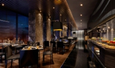餐厅环境设计装饰效果图片