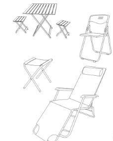 椅子 凳子 躺椅图片