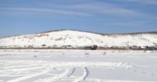茫茫雪原图片