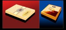 月饼盒 (注平面图)图片