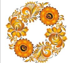 牡丹花 花紋圖片