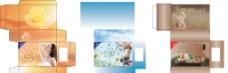 香皂包装设计图片