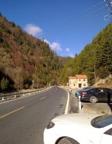 景区公路图片