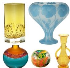 玻璃花瓶图片