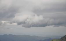武功山天空图片